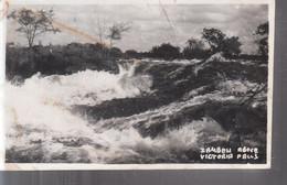 Zambesi Above Victoria Falls - Zambia