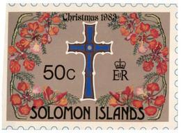 (MM 27) Solomon Islands Christmas 1983 - Solomon Islands