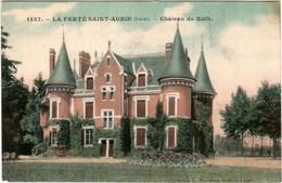 3OMTH 39. LA FERTE SAINT AUBIN - CHATEAU DU RUTH - La Ferte Saint Aubin