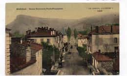 15 - MASSIAC - Route Nationale Paris-Perpignan (R112) - Altri Comuni