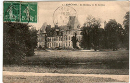 3TX 1O28 CPA - MARCHAIS - LE CHATEAU - Andere Gemeenten