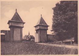 Abbaye N-D De Scourmont Forges-Chimay Circulée En 1958 - Chimay