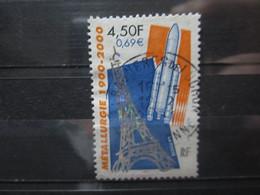 """VEND BEAU TIMBRE DE FRANCE N° 3366 , OBLITERATION """" BAGNERES-DE-LUCHON """" !!! - Gebraucht"""