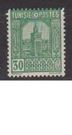 TUNISIE     N°  YVERT  :  130    NEUF AVEC  CHARNIERES      ( CH  2 /31 ) - Neufs
