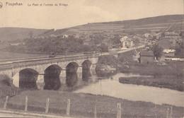 Poupehan Le Pont Et L'entrée Du Village - Bouillon