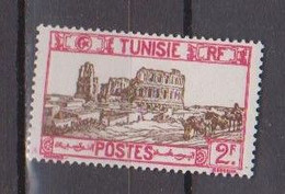 TUNISIE     N°  YVERT  :  141   NEUF AVEC  CHARNIERES      ( CH  2 /32 ) - Neufs