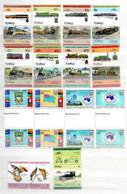 S42 Ensemble De Timbres ** De Tuvalu. A Saisir !!! - Colecciones (en álbumes)