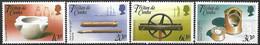 B1958 - Tristan Da Cunha 1989 - 4v.neufs** - Tristan Da Cunha