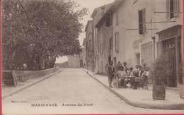 BOUCHES DU RHONE MARIGNANE AVENUE DU PONT - Marignane