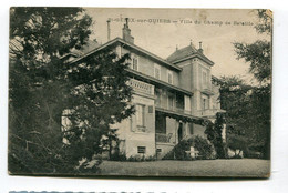 CPA   73 : ST GENIX  Sur GUIERS   Villa Du Champ De Bataille      VOIR  DESCRIPTIF  §§§§§ - Other Municipalities