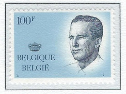 COB  2137P5a  MNH  Gomme Blanche - Unused Stamps
