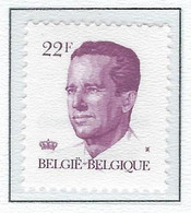 COB  2125P5a  MNH  Gomme Blanche - Unused Stamps