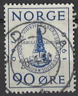 Norwegen Norway 1960. Mi.Nr. 441, Used O - Oblitérés