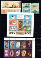 S56 Ensemble De Timbres ** De Vanuatu,. A Saisir !!! - Collections (with Albums)
