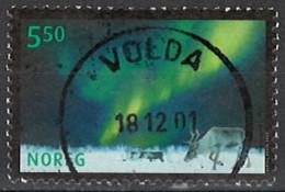 Norwegen Norway 2001. Mi.Nr. 1414, Used O - Oblitérés