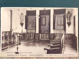 21 ,semur  , Monastère De La Visitation ,le Chœur - Semur