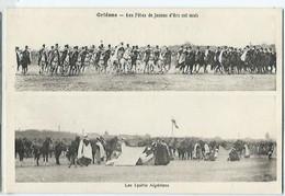 Orleans Les Fetes De Jeanne D'arc 10 Mai Les Spahts Algeriens - Orleans