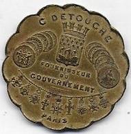 C. DETOUCHE - Horlogerie , Orfèvrerie..... - Non Classificati