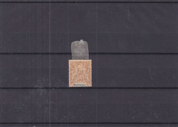 France - Colonies - Martinique - Yvert 39 * - Valeur 35 Euroos - Unused Stamps