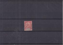 France - Colonies - Martinique - Yvert 41 Oblitéré - Valeur 27 Euroos - Used Stamps