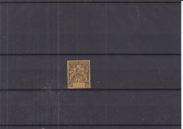 France - Colonies - Martinique - Yvert 42 * - Valeur 36 Euroos - Unused Stamps