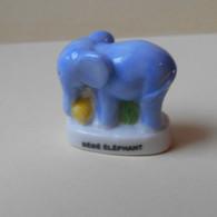 Fève 2004 Les Bébés Animaux * Bébé éléphant (T 1631) AFF 2004 Page 75 - Dieren