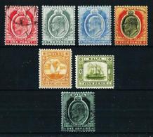 Malta (Británica) Nº 34/40 Cat.32€ - Malte (...-1964)