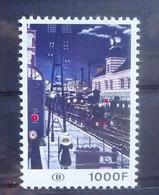 BELGIE   Spoorwegen  1977    TR 432      Postfris **       CW 50,00 - 1952-....