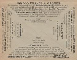 SAGE 5C YT 75 SUR ENVELOPPE ILLUSTREE H.PIOLLET GRENOBLE 1897 POUR MENS ISERE - 1876-1898 Sage (Type II)