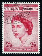 Rodesia (Británica) Nº 77 Usado - Rodesia Del Sur (...-1964)