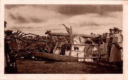 79533- Abgestürztes Flugzeug 1917 - 1914-1918: 1ra Guerra