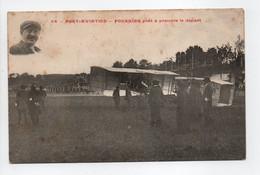 - CPA PORT-AVIATION (91) - FOURNIER Prêt à Prendre Le Départ (belle Animation 1911) - Photo S. R. A. N° 94 - - Sonstige Gemeinden