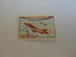 TIMBRE DE FRANCE PA N°30 MNH - 1927-1959 Mint/hinged
