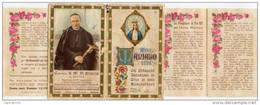 Oria (Brindisi) - Calendarietto ANNO MARIANO 1954, Gli Orfanelli Antoniani Ai Loro Benefattori - P92 - Small : 1941-60