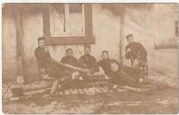 ARMEE BELGE - Les Carottiers Belge En France - War 1914-18