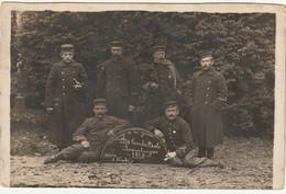 ARMEE BELGE - LES COMBATTANTS LUXEMBOURGEOIS 1914 - War 1914-18