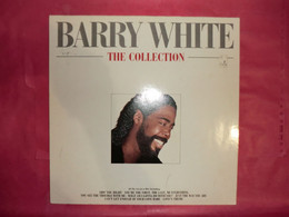 LP33 N°7980 - BARRY WHITE - 834 790-1 - BTW 1 - Soul - R&B