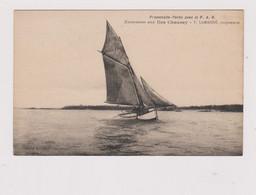 Chausey Excursion Aux Iles Chausey F. LAMANDE - Granville