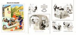 """"""" BELLUS COLOR """" + """" Les MEILLEURS DESSINS De BELLUS """" 1973  ( 13) - Sonstige"""