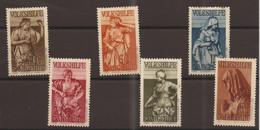 SARRE 1934 LOT DE 6 TIMBRES NEUFS - Neufs