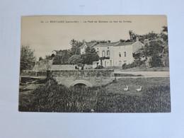 LA MONTAGNE - Le Pont De Boiseau Au Bas Du Côteau   B0227 - La Montagne