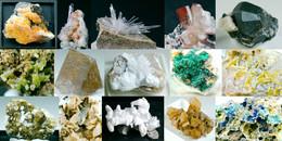 Lotto 15 Minerali Piccoli Ma Belli - Minerali