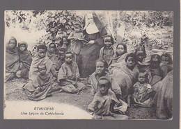 Ethiopie Djibouti / Leçon De Catéchisme Par Une Bonne Soeur / Voir état - Ethiopia