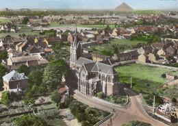 (176)  CPSM  Bruay Sur Escaut   église  (Bon état) - Bruay Sur Escaut