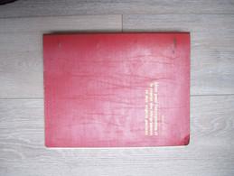 """Régie T.T. """" Livre Pour L'acceptation Et La Remise Des Télégrammes Et Des Exprès Postaux """" ( EXPRESS / EXPRESSE )   RARE - Other Books"""