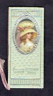 Superbe Petit Calendrier De 1913 Parfumerie Ch. LAURENT Paris - 24 Pages - Vintage (until 1960)