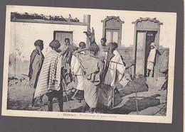 Ethiopie Djibouti / Marchandage De Peaux Brutes - Ethiopia