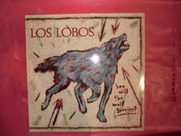 LP33 N°4396 - LOS LOBOS - HOW WILL THE WOLF SURVIVE ? - Rock