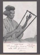 Ethiopie Djibouti / Musique Sur Instrument Local / Sonatore Di Rabaa, Beni Amer, Costumi Africani - Ethiopia