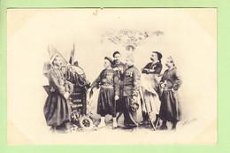 ALGERIE - Cérémonie Souvenir Héros Alsace Lorraine 1870/71 - Arnold VOLLENWEIDER - Dos Simple - 2 Scans - Other